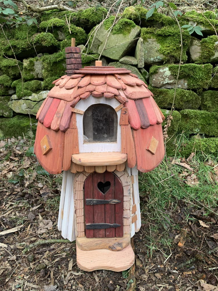 fairy houses for woodland