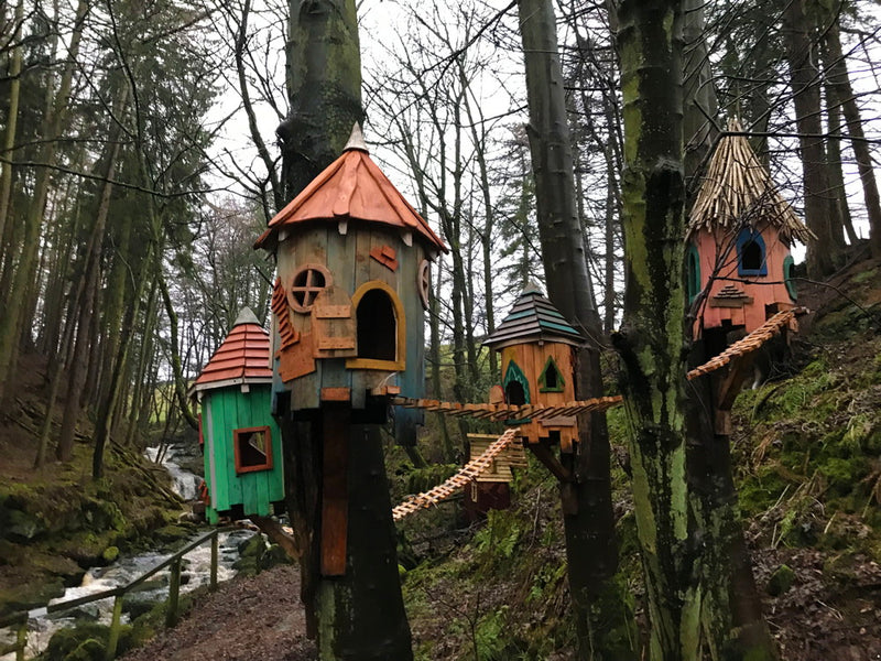 fairy tree houses 2