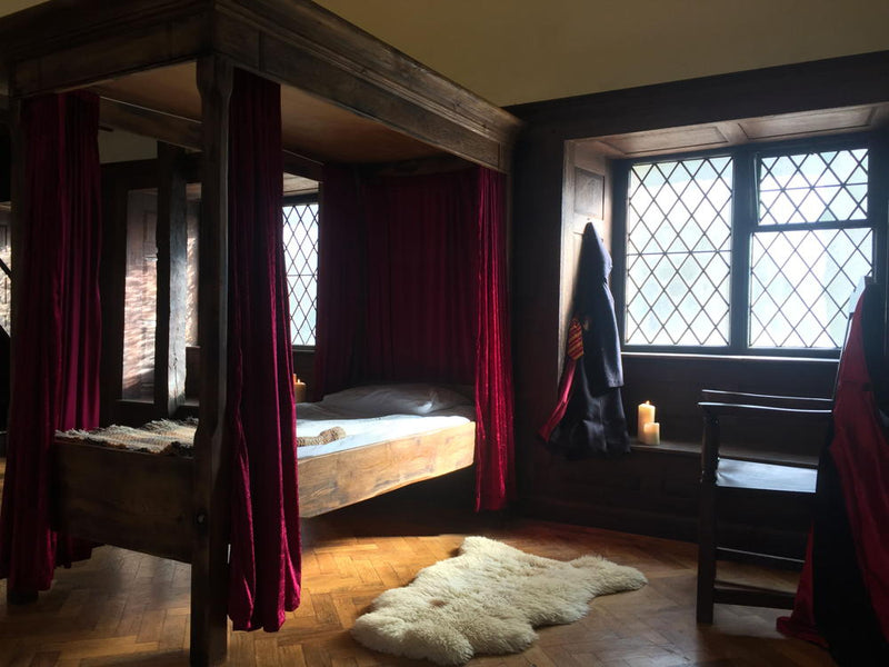 harry potter single bed