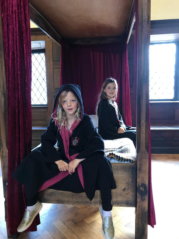 kids harry potter bed