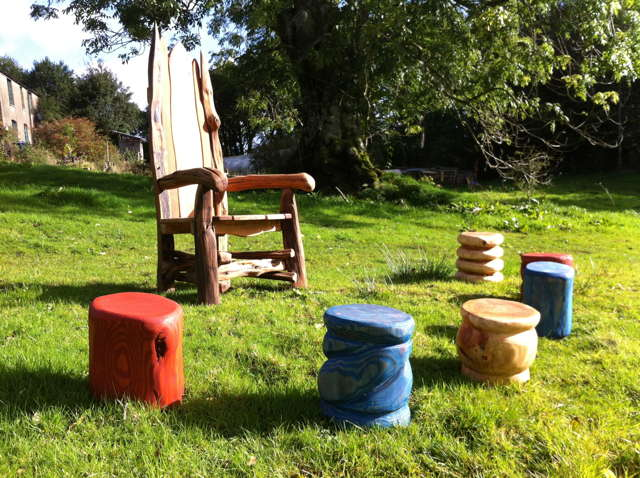 Storytelling Chairs