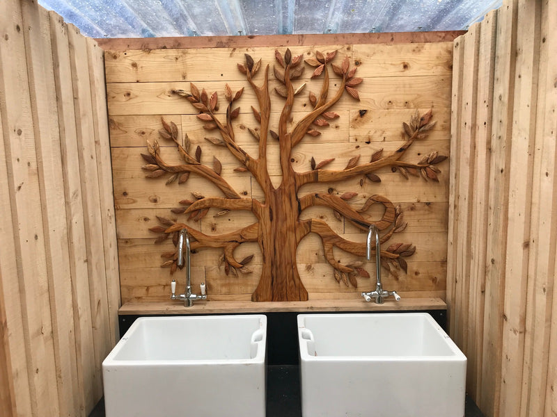 wooden-compost-toilet-mural