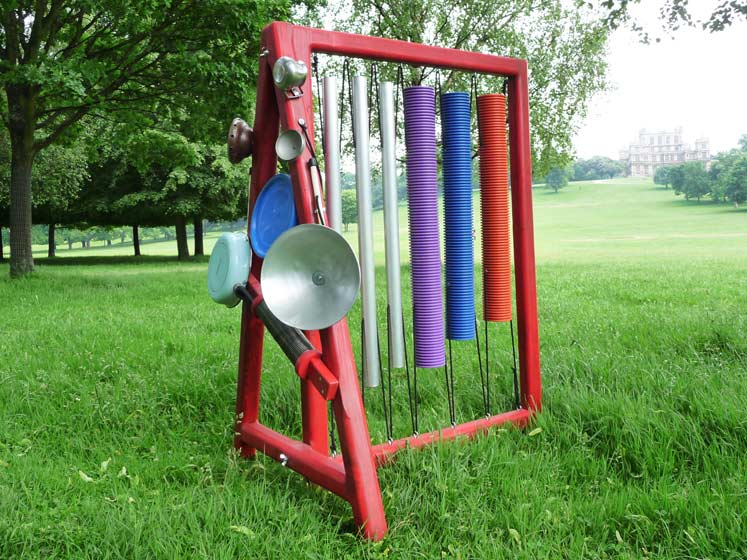 mobile outdoor instrument