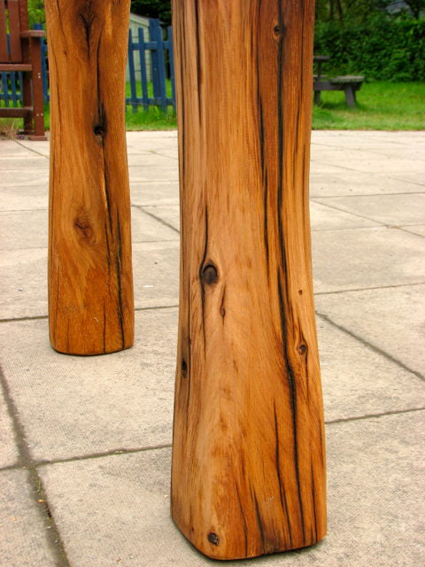 Reclaimed Oak Legs