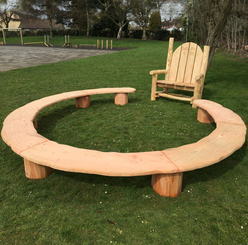 storytelling ring seating