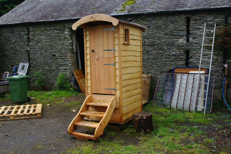 plans for building a compost toilet