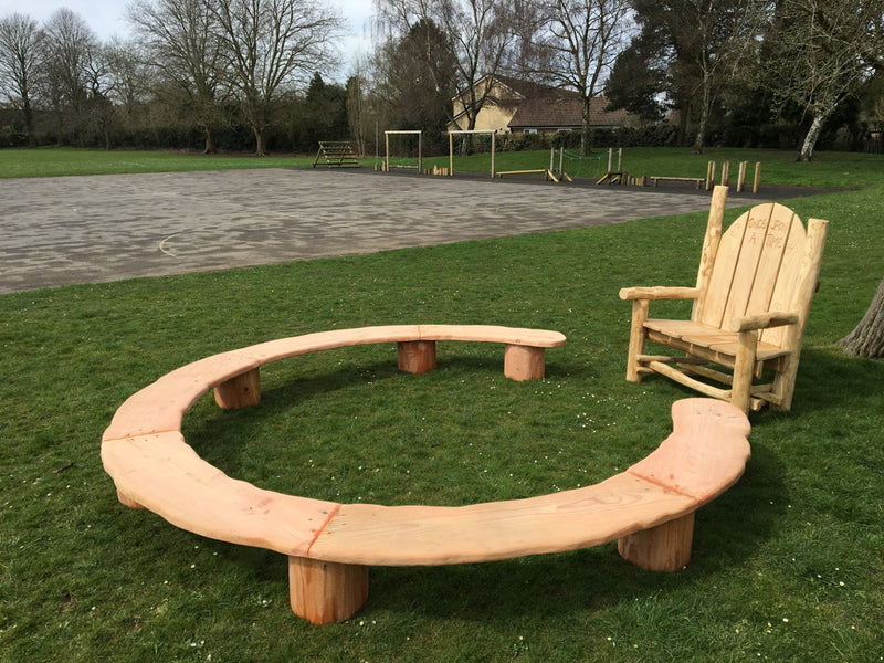 mushroom ring seating