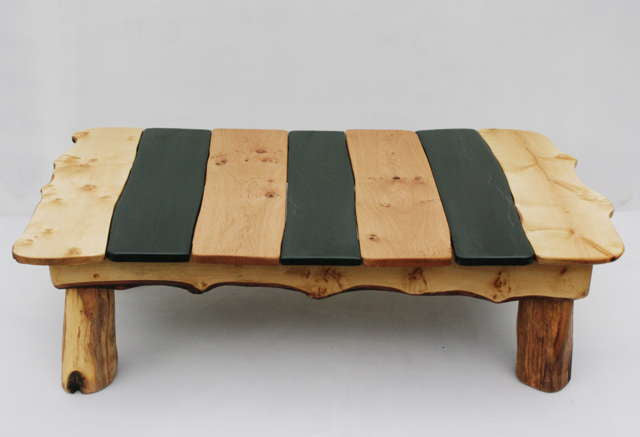 slate and oak coffee table 03