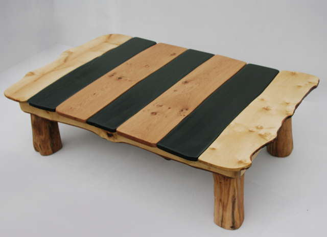 slate coffee table