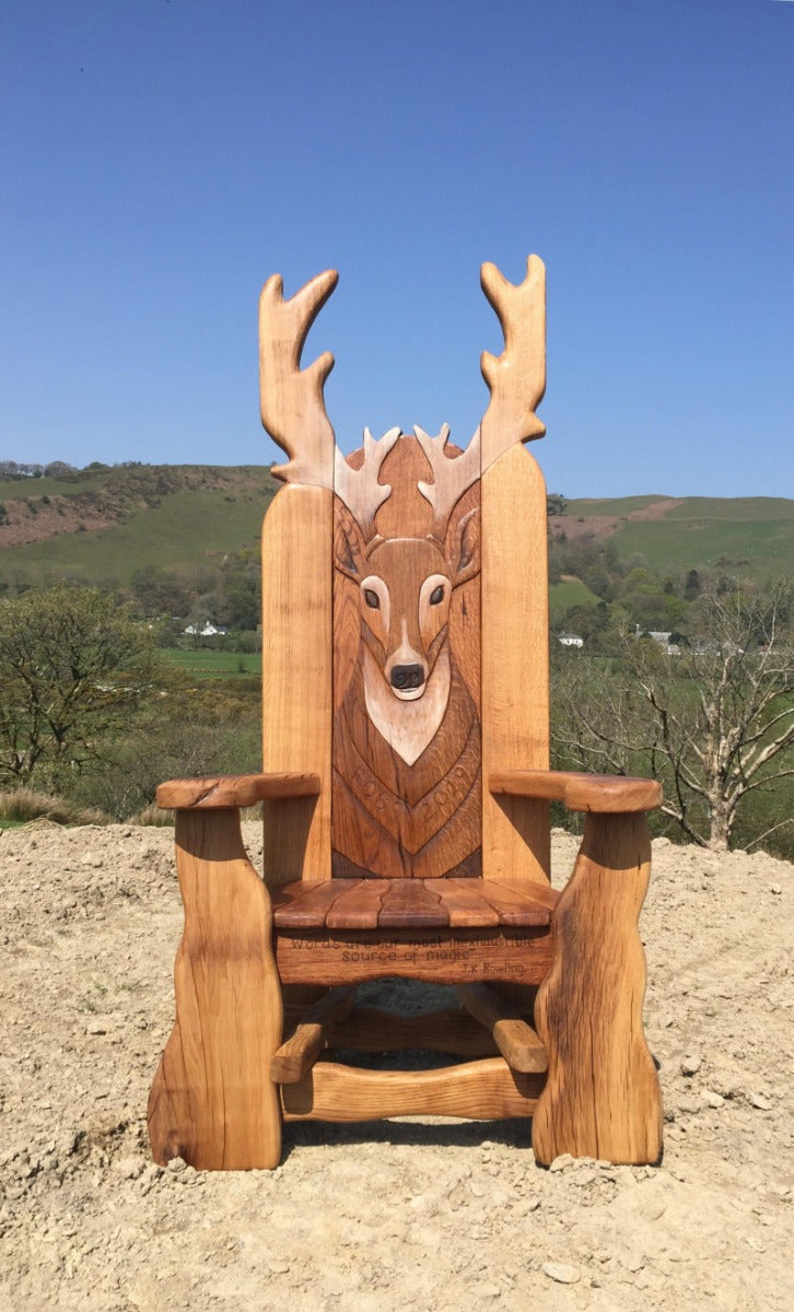 school storytelling chair