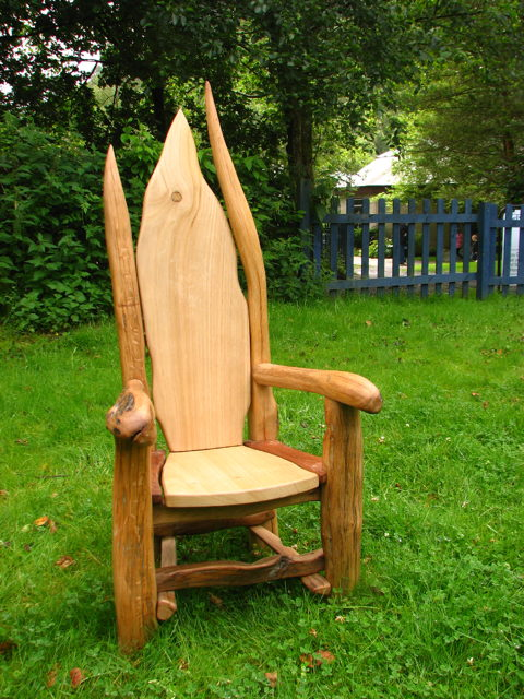kiddies garden chair