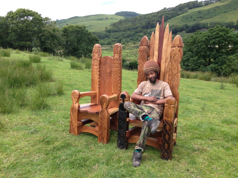 rasta-throne