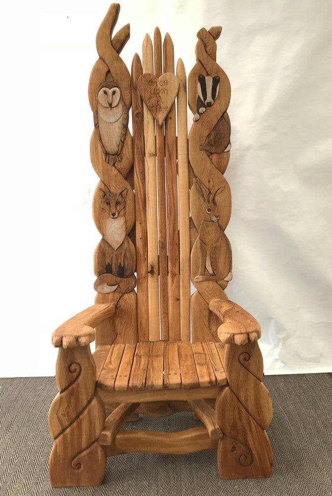woodland throne 02