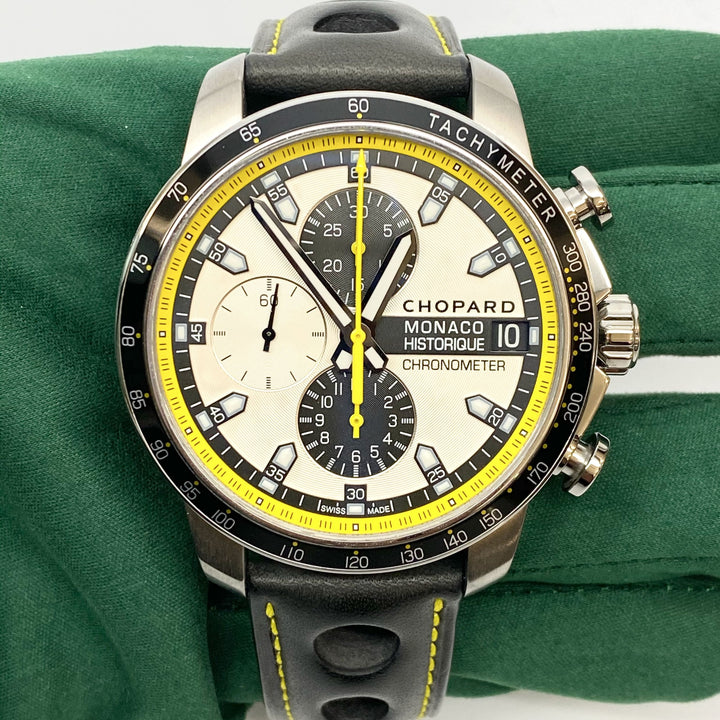 Chopard Grand Prix De Monaco Historique Chronograph 168570-300 - The Watch Lounge Shop