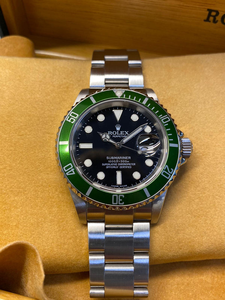 Rolex Submariner Ref 16610LV
