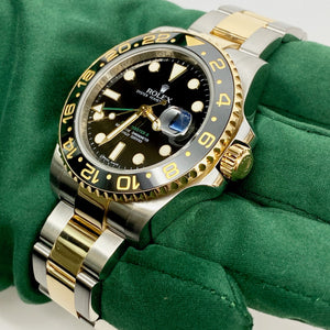 Rolex GMT-Master II 116713LN - The Watch Lounge Shop