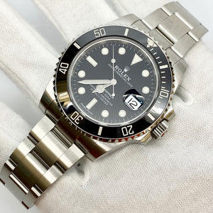 Rolex Submariner Date 116610LN - The Watch Lounge Shop