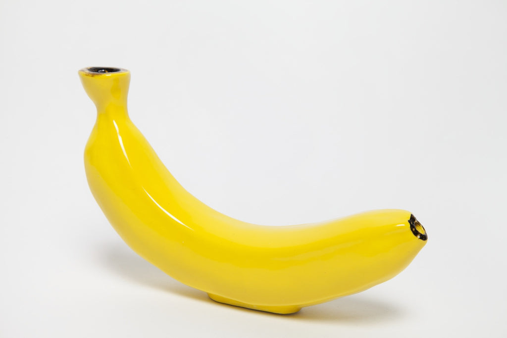 Banana Pipe from the Banana Love Collection by Lisa