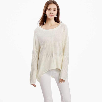 Fashion Plus Knit Long sleeve Sweaters