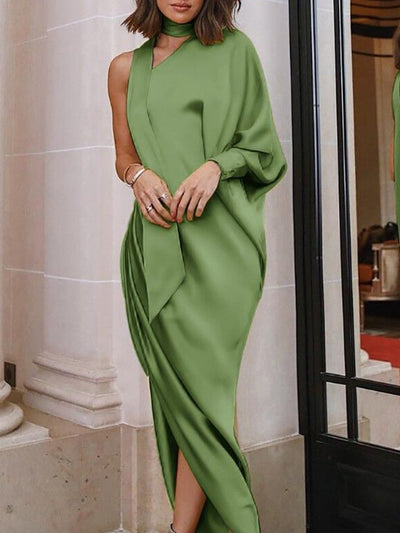 More Colors Woman Fashion Stylish Long Evening Dress