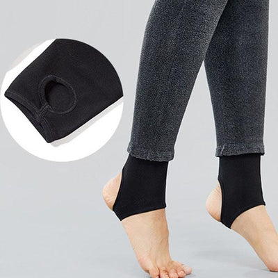 Winter Quantum Warm Trample Feet Pants Thickening Render Pantyhose
