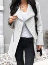 Big Lapel Cool Woman Autumn Jackets