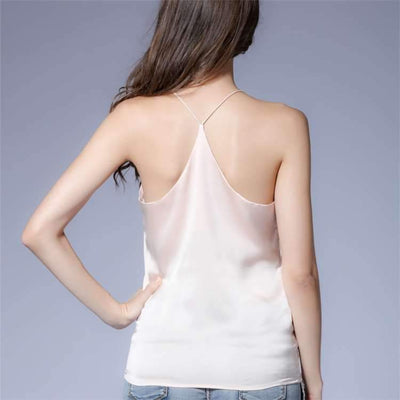 Fashion Pure Round neck Vests