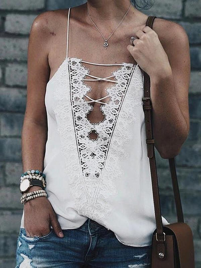 Women v neck sleeveless secy vests