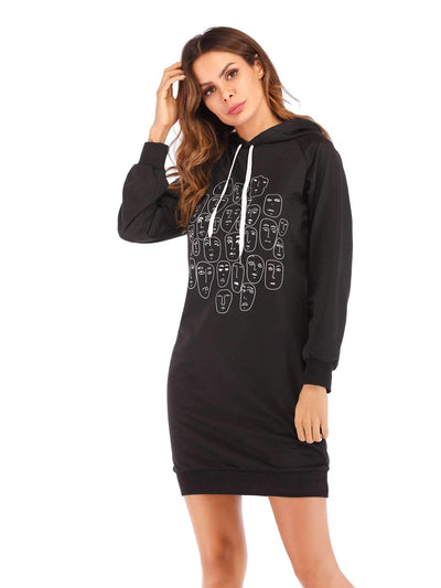 Fashion Hoodies Print Hoodies & Sweatshirts