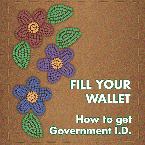 FILL YOUR WALLET WALLET CARD