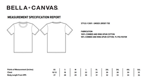 Bella + Canvas Jersey T-Shirt