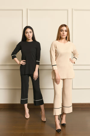 Hassal Knit Co-Ord Set