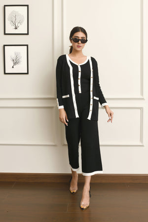 Beijing 3piece knit Set