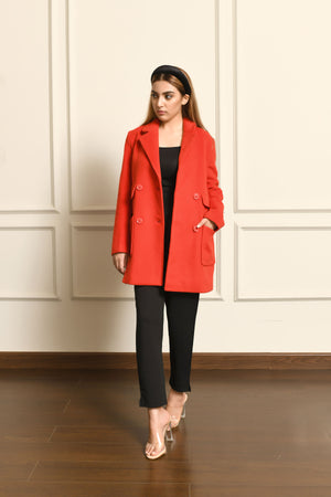 Rio Red coat