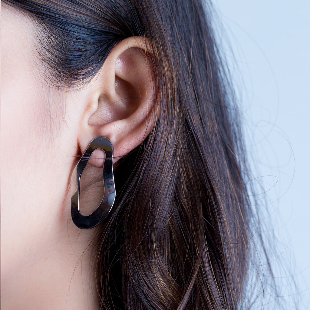 Swoopy Earrings