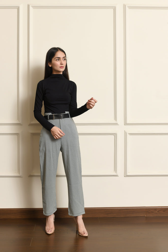 Mia Belted Pant