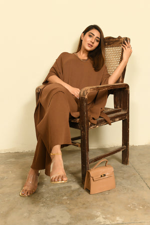 Ayda Cape Set Coffee
