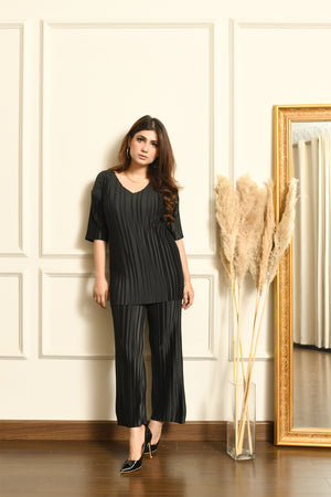 Izzy Pleated Set