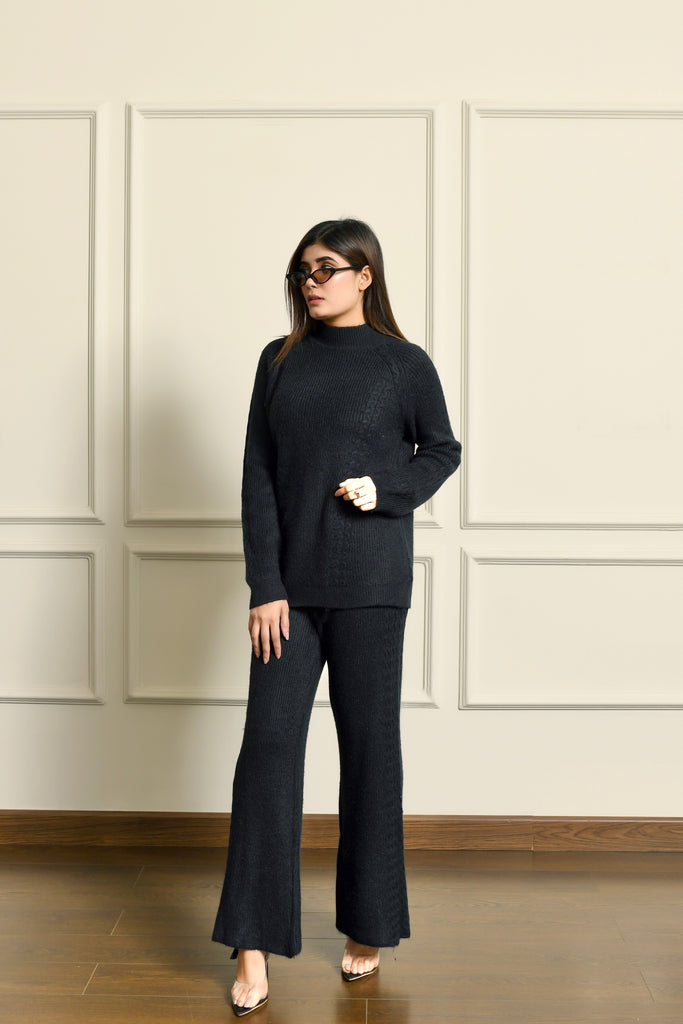 Roya Cable knit Separates