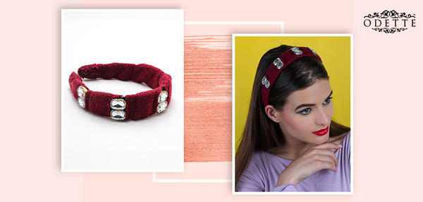 Wanna Glam Up Your Outfit? Hair Accessories To The Rescue!