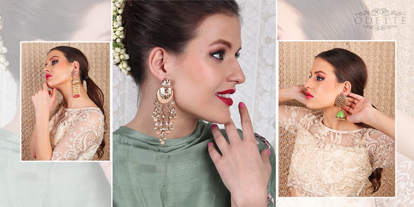 Top five reasons to buy ethnic earrings this festival