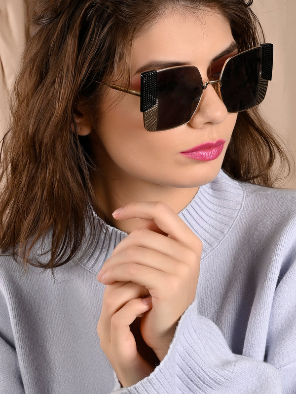 Catchy Square Shape Sunglass!