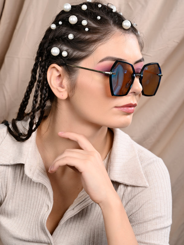 Romantic Square Shape Sunglass