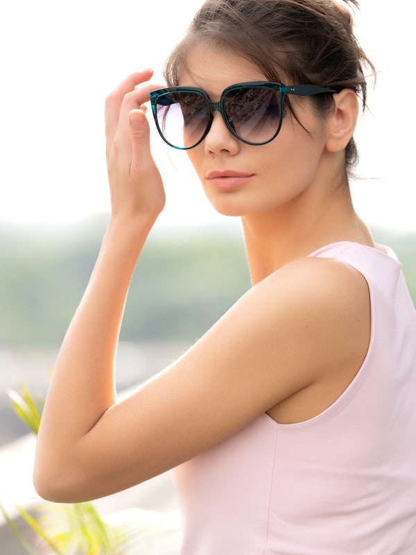 Tantalizing Square Shape Sunglass