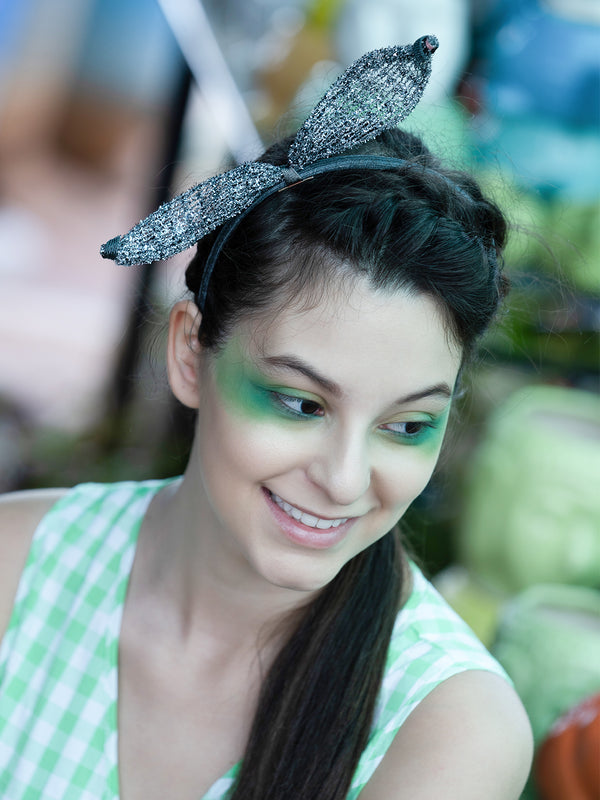 Black Swing knot Hairband