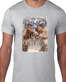The Ring Canelo/GGG Cover Shirt