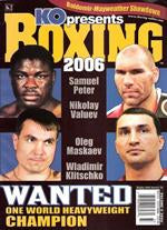 KO PRESENTS BOXING VOL3 2006