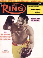 THE RING 04--APRIL 1958