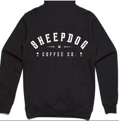 Sheepdog Coffee Co. Guardian Hoodie