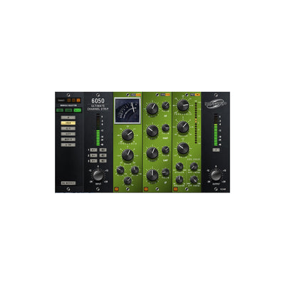McDSP - 6050 Ultimate Channel Strip v6 (Native)